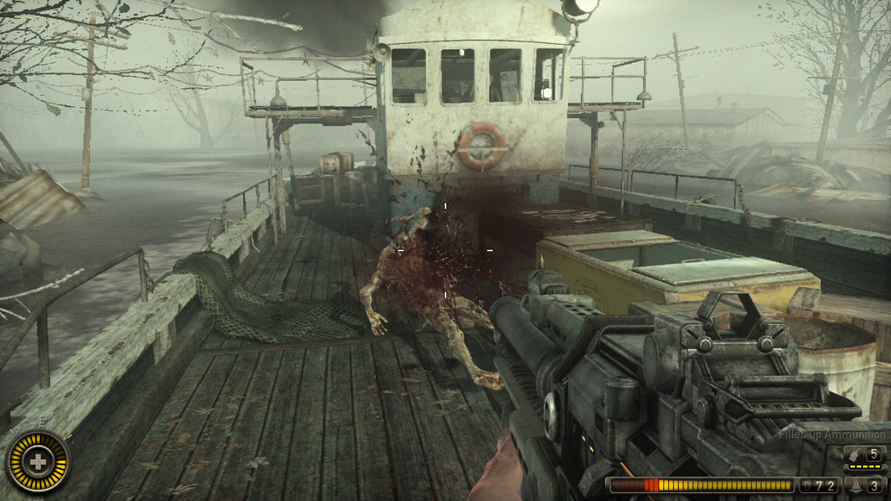 Wow resistance 3 looks bad sub hd 960x680 lens of truth direct feed